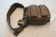 Voodoo Tactical Armadillo Pack sling bag ammo bag 15-9420 Coyote