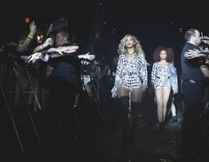 Beyonce:  The Mrs. Carter Show World Tour  Manchester 2014 Photo Credit: Rob Hoffman
