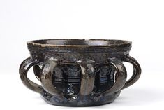 1682 English Wassail bowl at the Victoria and Albert Museum, London