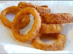 Crispy Onion Ring - Tea Time - YouTube      ONION RING