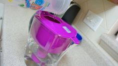 Never forget to refill your Brita pitcher - not even because you are too busy!