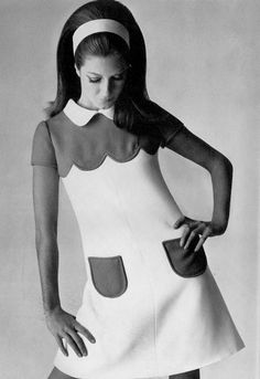 Vogue. In the sixties. So sixties.