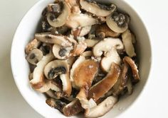 Marinated Mushrooms, Stuffed Mushrooms, How To Cook Mushrooms, Fermented Foods, Food Containers, Clean Recipes, Vegan Vegetarian, Japanese, Vegetables