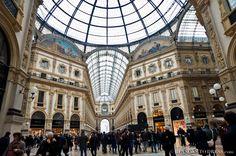 Galleria Vittorio Emanuele II 5 Free Things to See In Milan - Reasons to Dress