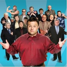 Frank Caliendo, impressionist - famous for his John Madden impression