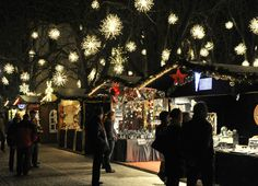 Basel Christmas Market. More xmas markets on: http://www.europeanbestdestinations.com/christmas-markets/ #Christmas #travel #europe #market #europeanbestdestinations #Basel Copyright Klaus Brodhage