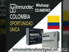 """""""immunocal eleva la glutation clinicamente probados""""/Luis Alberto Mejia ... Convenience Store, Colombia, Convinience Store"""