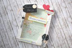 Geldgeschenke - Honeymoon - Geldgeschenk in besonderem Rahmen - ein…