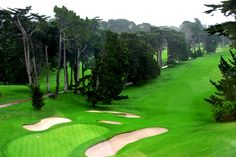 The Olympic Club - Home of the 2012 US Open Golf Championship.