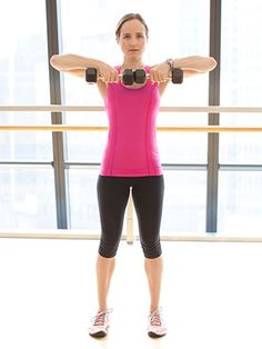 11 exercise upgrades: swap upright rows for straight-arm raises to spare your rotator cuffs, and skip the abductor machine to do side-lying leg lifts to avoid sciatica--who knew?