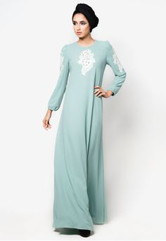 2015 new malaysia baju kurung design for wholesale