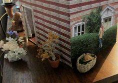 Miss Marple- kit Miss Marple, Dollhouse Miniatures, Kit, Doll House Miniatures