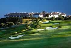 Finca Cortesin, golf club