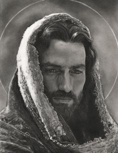 Pencil Art ~ Savior of the World: Come to me my children, I will never leave you or forsake you.