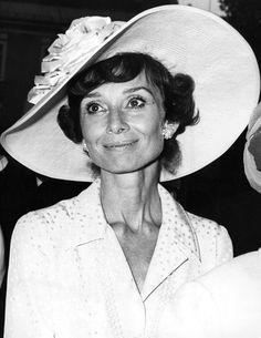 Audrey Hepburn 1973