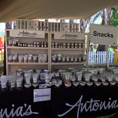 Antonia's stunning range on display and products being sold at Festa Di Primavera. It was beautiful and we had a wonderful time. Green Cafe, Cafe Shop, Wholesale Products, Superfoods, Wonderful Time, Photo Wall, Healthy Eating, Range, Display