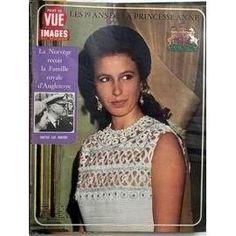 Point De Vue Images Du Monde N° 1101 Du 15/08/1969 - Les 19 Ans E La Princesse Anne. La Norvege Recoit La Famille Royale D'angleterre.