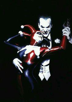 Joker & Harley Quinn