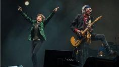 Glastonbury Festival: Rolling Stones make debut