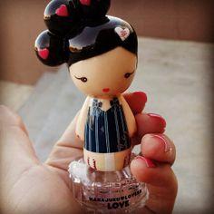 harajuku lovers perfume Beauty Essence, Fragrances, Harajuku, Perfume Bottles, Lovers, Characters, Candles, Cool Stuff, My Love