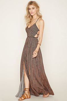 Forever 21 is the authority on fashion & the go-to retailer for the latest trends, styles & the hottest deals. Shop dresses, tops, tees, leggings & more! Boho Fashion, Fashion Looks, Fashion Outfits, Clothes Encounters, Hippy Chic, Music Festival Fashion, Printed Maxi Skirts, Classy And Fabulous, Bohemian Style