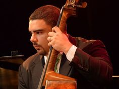 Carlos Henriquez, bassist for the Lincoln Center Orchestra, talks new album, 'The Bronx Pyramid'