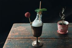 Creative Vessels for Serving Holiday Drinks