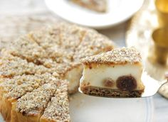 Krispie Treats, Rice Krispies, Pasta, Cereal, Cheesecake, Baking, Breakfast, Desserts, Seeds