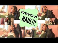 ♡ Fall Haul: Forever 21 ♡