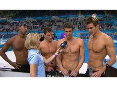 USA Mens Swimming Team