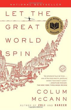 Let the Great World Spin: by Colum McCann. Despite being very well written, at first I felt this was a little disjointed and shallow. You're right to trust in it, though, because the narrative tapestry is quite powerful in the end. Mostly takes place in the 70s, in NYC, where a tightrope walker makes his way between the twin towers. I found it a hard read, but beautiful.