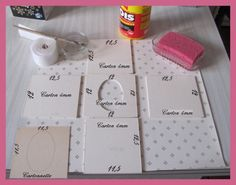 Tuto boîte cube1 Fun Crafts, Paper Crafts, Kleenex Box, Tissue Boxes, Origami, Packaging, Crafty, Gifts, Diy