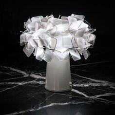 Clizia table Battery - Casalight Slamp Clizia pöytävalaisin Cordless Table Lamps, Tripod Table Lamp, Table Lamp Base, Table Lamp Sets, Lamp Bases, Touch Table Lamps, Light Table, Lamp Light, Elegant Centerpieces