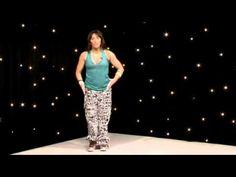 Zumba style - basic Calypso step