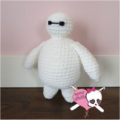 So cute! Free pattern