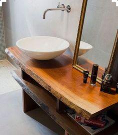 Купить или заказать Столешница из слэба в уборную. в интернет-магазине на Ярмарке Мастеров. Наша компания занимается изготовлением столешниц из слэбов ценных пород дерева, в ванную комнату вашего дома или ресторана.