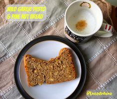 Pesto and pine nut bread | Knead Whine