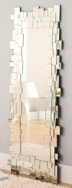 Mosaic mirror by manuela by Hercio Dias
