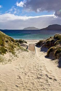 Outer Hebrides of Scotland   #ScotBeaches