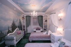 alice in wonderland kids rooms - Google Search