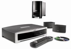 BOSE 321GS DVD SYSTEM GRAPHITE GREY