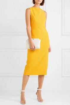 The 15 Chicest Sheath Dresses to Wear for Work This Summer