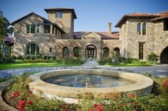 Belle Luce - mediterranean - exterior - nashville - Norris Architecture