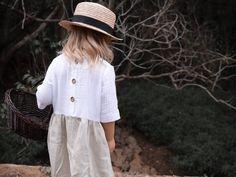 e3badea892 Emmies Room — PRE ORDER - The Wanderer-Double Gauze Linen Dress Linen  Dresses