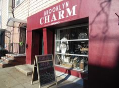 Best of Williamsburg Brooklyn | Brooklyn Charm: the coolest jewelry store in New York! >> Shopping in ...