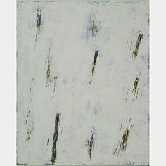 Vertikály v bílé (Verticals in white)