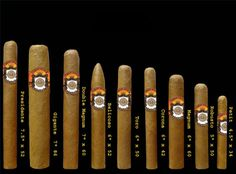 Distinguish the size of your cigar