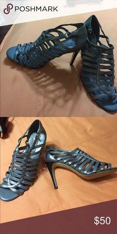 5600708734 Banana republic shoes New pewter shoes Banana Republic Shoes Heels Pewter  Shoes, Banana Republic Shoes