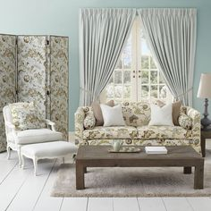 MALMSBURY / warwick fabrics/ like Willow & Sienna