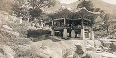 Sanyeonru, Bukhan Mountain(1896) / 북한산 산영루(1896)